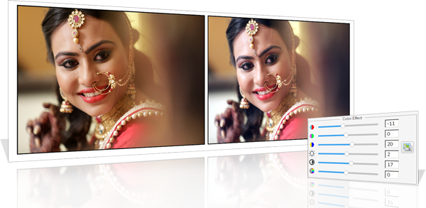 Automatic Wedding Album Designing Software developing company. Picasso Album Designing Software By Satyam Film Karizma Photo Album Software, Digital Photo Album Making Software, PSD Templates, Photo Making Software, Single software solution for making professional album for Wedding, Pre-Wedding, Baby Shower, Birthday, Holidays, School and many more events. Create professional album, Simple Photo Books, Calendar, Invitation, Magazine, Brouchers, ID-Cards, Mug Print, T-shirts, Collage Making, Greeting Card, Banner, Gift Design, Passport Package, Visiting Card and many more... Auto Page Maker, Auto DM, Auto Indian Vidhi Album Maker, The power of endless creativity Wedding album designs in minutes with the help of ready template designs, thousands of layout combinations, inbuilt designing material like backgrounds, cliparts, ready titles, text Ready to use Album Sizes for renowned Labs. Supports Custom Album size creation for flexible designing.