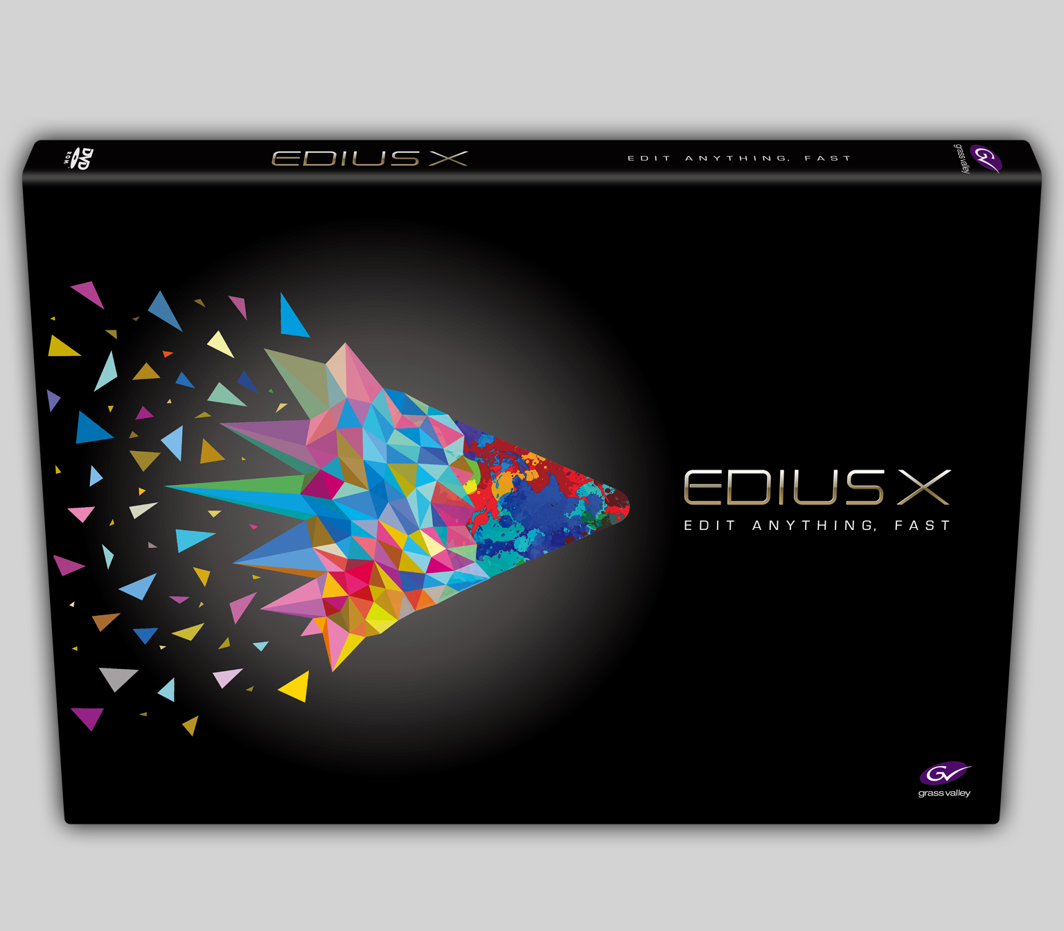 Grass Valley EDIUS Pro X 10 Non Linear Video Editing Software