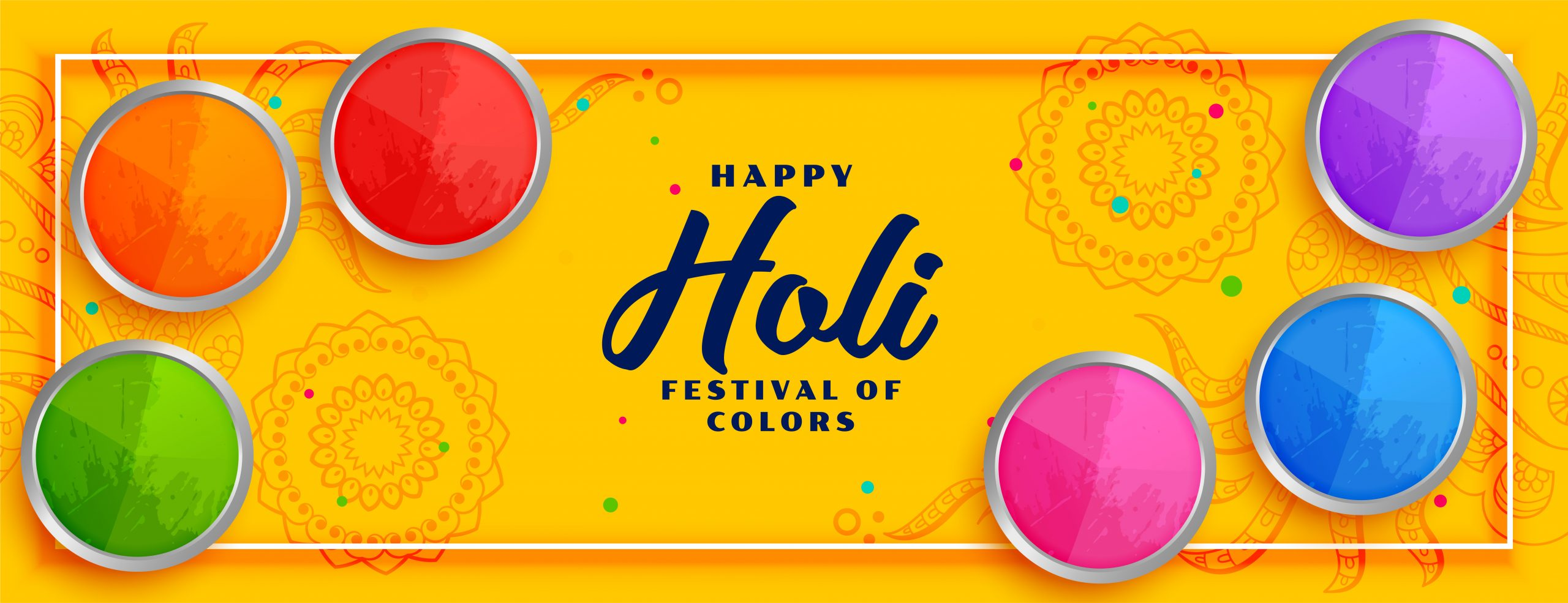 Free Happy Holi Project For Grass Valley EDIUS